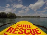 Donau-Ries: Zwei lebensgefährliche Badeunfälle