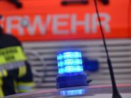 Huisheim-Gosheim: Öl in Topf wird heiß: Brand in Küche