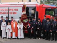 Feuerwehr: Marxheimer Kameraden haben ein neues Löschfahrzeug