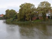 Donauwörth: Der Fluss muss im Bett bleiben
