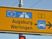 Donauwörth/Langweid: Serie von Unfällen auf B2 nimmt kein Ende