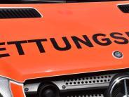 Bäumenheim: Junge Frau landet mit Auto in Maisfeld
