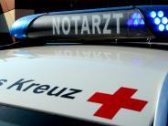 Rain: 22-Jähriger mit vier Promille stürzt aus Fenster