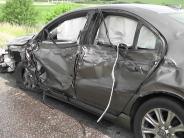Ermittlungen: Polizist verursacht Unfall: Verfahren eingestellt