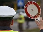 Landkreis: Lkw-Fahrer viel zu schnell und zu lange am Steuer