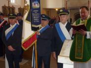 Tradition: Die Fahne restauriert