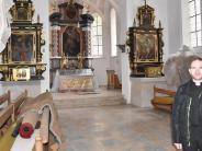 Wemding: Eine Kirche als Grabstätte?
