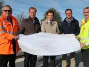 Tapfheim: Der Plan für den Radweg steht