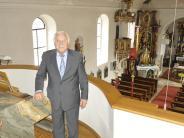 Jubiläum: Er ist der fleißigste Kirchenbesucher