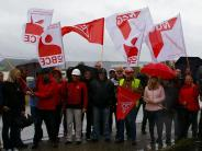 Bissingen: Gewerkschaft klagtgegen Molkerei Gropper