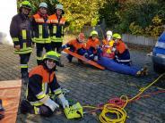 Lehrgang: Feuerwehr wird auch psychisch geschult