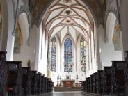 Kirche: Seit 550 Jahren standhaft
