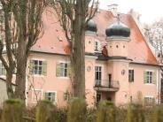 Tapfheim: Flohmarkt mit dem Inventar des Schlosses