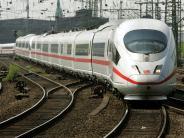 Mertingen: Bahnstrecke von Augsburg nach Nürnberg wieder freigegeben