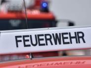 Marxheim/Niederschönenfeld: Stürmisches Wetter sorgt für Einsätze der Feuerwehr