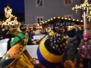 Advent: Die Weihnachtsmärkte locken