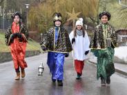 Donauwörth: Unterwegs im Namen des Herrn: die Sternsinger sammeln wieder für den guten Zweck