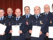 Feuerwehr: Karl Strauß gibt Vorsitz ab