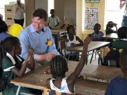 Landkreis Donau-Ries: Erste Schule in Afrika eingeweiht
