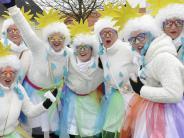 Genderkingen: Tanz-Alarm und Bonbon-Regen