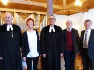 Evangelische Kirche: Abschiedsgottesdienst für Rainer Pfarrer