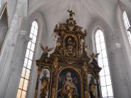 Wemding: St. Emmeram: Es knirscht im Gebälk