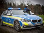 Donauwörth: Zwei Verletzte und hoher Schaden bei Unfall