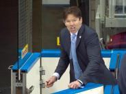 Eishockey: Eisbären-Coach Krupp muss 1000 Euro Strafe zahlen