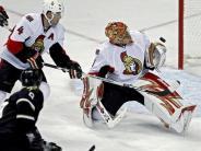 Eishockey: Eishockey-Meister Mannheim holt Stanley-Cup-Sieger Emery