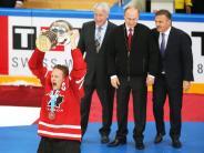 Eishockey: «Triple Gold Club»:Kanadier Perry steigt zur Elite auf