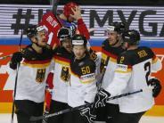 Eishockey: Deutschland nun Zehnter in der Eishockey-Weltrangliste