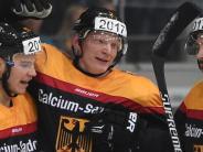 Eishockey: Mannheimer Verteidiger Reul fällt verletzt aus