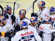 4:3-Sieg: Meister München gewinnt DEL-Spitzenspiel in Mannheim