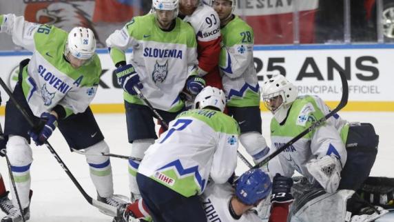 Slowenien erster Absteiger - Russland in K.o.-Runde