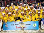 Eishockey-WM: Penalty-Krimi! Schweden entthront Weltmeister Kanada
