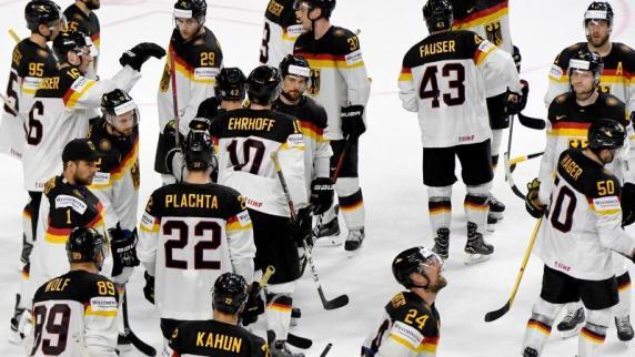 Eishockey-Nationalteam trifft bei WM 2018 erneut auf Kanada