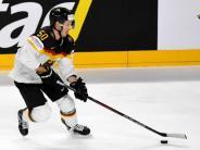 Stürmer zum Meister: EHC München verpflichtet Eishockey-Nationalspieler Hager