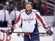 Eishockey-Star: Owetschkin wütend über Olympia-Boykott der NHL