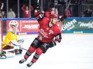 DeutscheEishockey Liga: Köln siegt im Derby gegen die DEG - Nürnberg wieder vorn