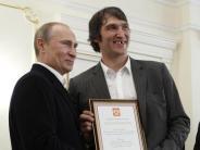Beifall aus dem Kreml: NHL-Star Owetschkin gründet Bewegung für Putin