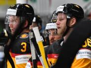 Deutschland Cup: Olympia-Casting bietet DEB-Coach Sturm kaum Alternativen