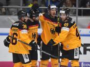 Deutschland Cup: Eishockey-Team besiegt USAbeiOlympia-Test