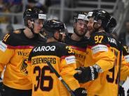 Vor Abflug nach Südkorea: Eishockey-Team bestreitet Olympia-Test in der Schweiz