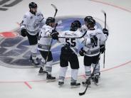 Eishockey: DEL-Spitzentrio siegt - Düsseldorf gewinnt Rhein-Derby