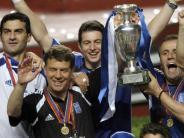 Fußball: «König Otto II.» eroberte 2004 Europa mit Retro-Taktik
