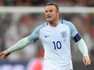 Fußball: Rooney erfindet sich als Mittelfeldspieler neu