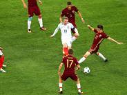 Fußball: England schwärmt von Rooney als Regisseur