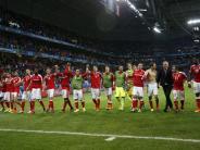 Fußball: Schweiz trotzt Frankreich 0:0 ab:Erstmals in EM-K.o.-Runde