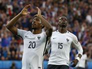 Fußball: Plötzliche Problemzone Angriff: Frankreichs Offensive lahmt bei EM
