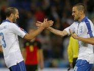 Fußball: Faktencheck: Italiens und Spaniens Form bei der EM